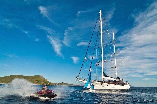 2010 Ketch 144' Pax Navi Yachts CLEAR EYES   Picture 2 of 22