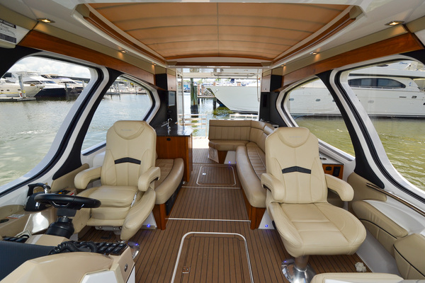 Picture Of: 39' Floe Craft Afina 3950 2017 Yacht For Sale | 3 of 72