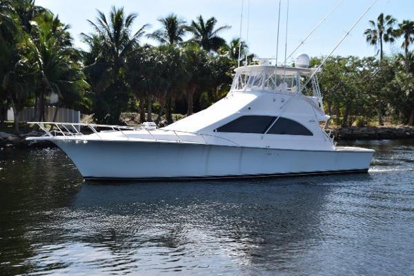 2003 Ocean Yachts 48'  OCEAN GAMBLER II | Picture 3 of 35