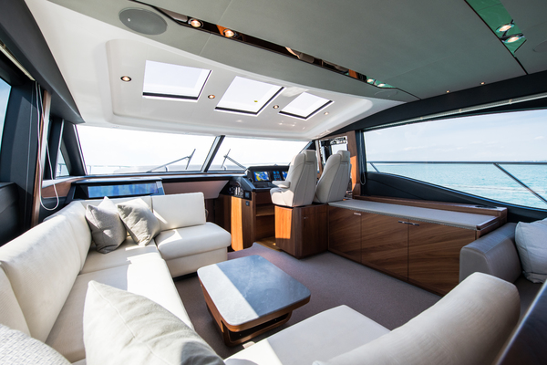 2017 Princess 65' S65 KEEPIN' IT LIGHT  | Picture 1 of 28