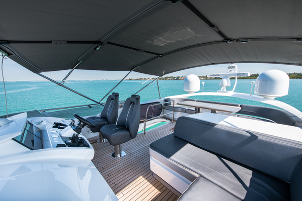 2017 Princess 65' S65 KEEPIN' IT LIGHT  | Picture 8 of 28