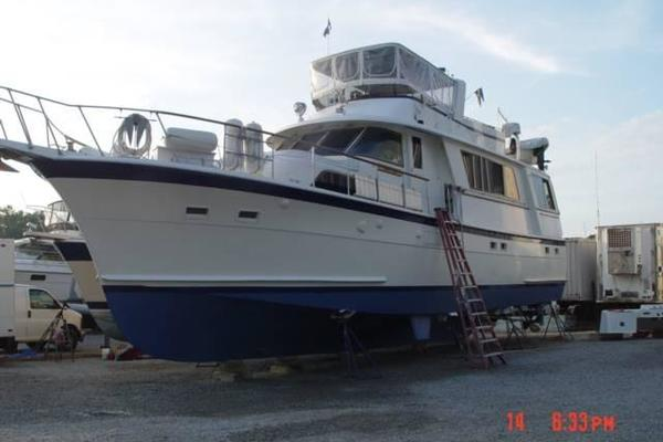 1978Hatteras 58 ft 58 Motor Yacht   ENDLESS LOVE