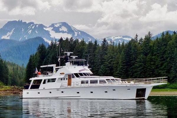 96' Custom Motor Yacht 1944 | Alaskan Song