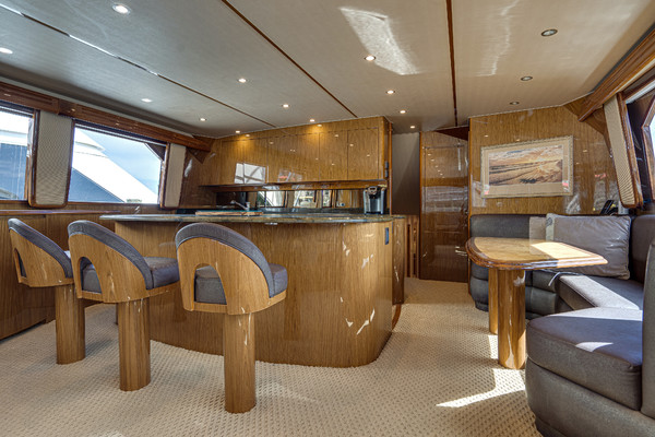 Picture Of: 76' Viking 76 Sportfish 2012 Yacht For Sale | 3 of 80