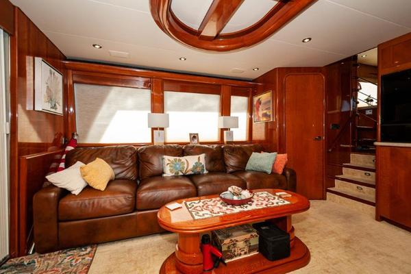 Picture Of: 72' Cheoy Lee 72 Raised Pilot House 2002 Yacht For Sale | 3 of 65