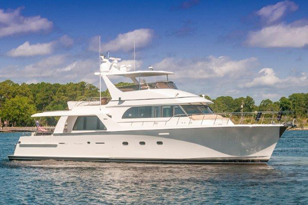 72' Cheoy Lee 72 Raised Pilot House 2002 | Brandana