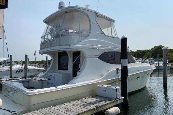 Picture Of: 50' Silverton 2007 Yacht For Sale | 4 of 38