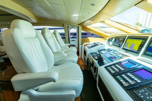 2005 Mangusta 92'  KAMPAI | Picture 7 of 62