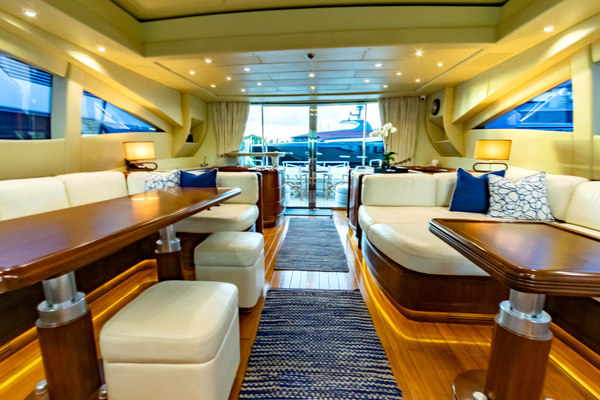 2005 Mangusta 92'  KAMPAI | Picture 5 of 62