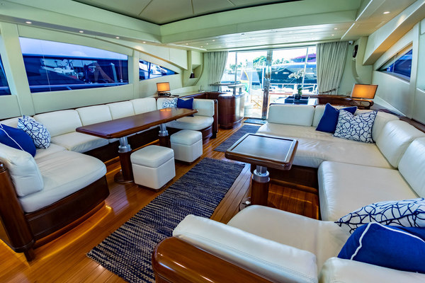 2005 Mangusta 92'  KAMPAI | Picture 1 of 62