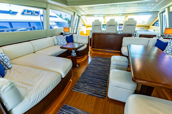 2005 Mangusta 92'  KAMPAI | Picture 3 of 62