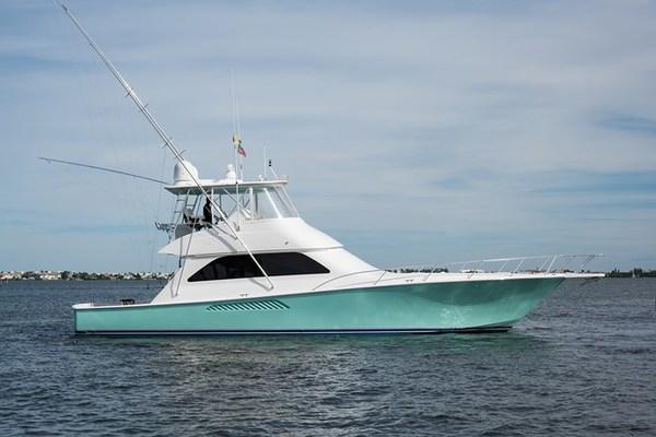 54-ft-Viking-2008--Helios Stuart Florida United States  yacht for sale