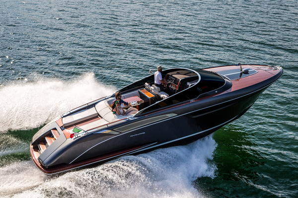 38-ft-Riva-2017-38 Rivamare-Arrivederci Palm Beach Florida United States  yacht for sale