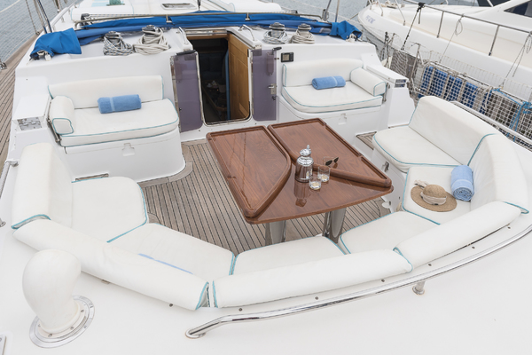 1992 Other 84' Southampton Yacht Services - Tony Castro Rocio   Picture 5 of 19