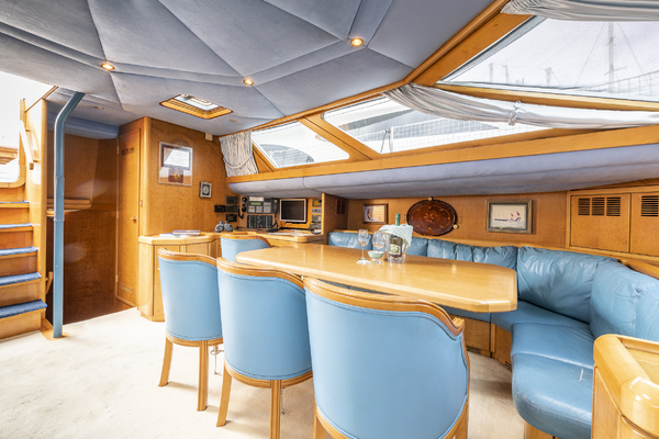 1992 Other 84' Southampton Yacht Services - Tony Castro Rocio   Picture 7 of 19