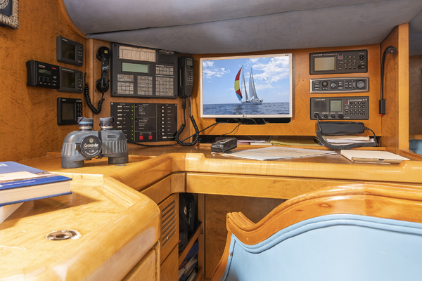 1992 Other 84' Southampton Yacht Services - Tony Castro Rocio   Picture 1 of 19