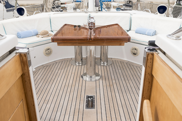 1992 Other 84' Southampton Yacht Services - Tony Castro Rocio   Picture 6 of 19