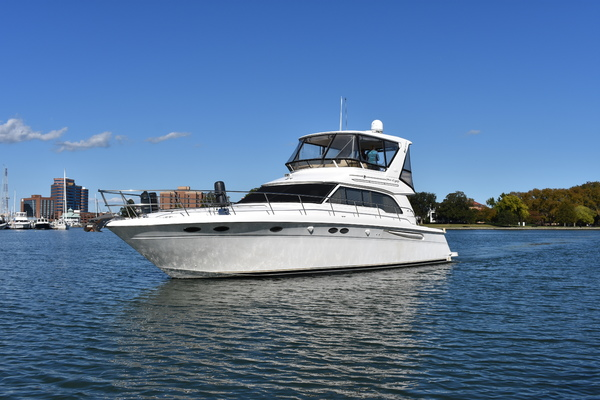 48' Sea Ray 480 Sedan Bridge 1999 | Second Wind