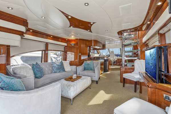 Picture Of: 69' Marquis Marquis 65 2004 Yacht For Sale   4 of 40