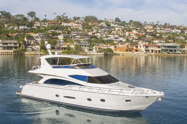Picture Of: 69' Marquis Marquis 65 2004 Yacht For Sale   1 of 40