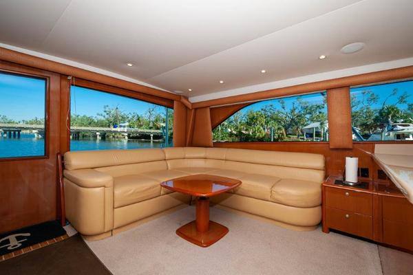 Picture Of: 61' Viking 61 Convertible 2001 Yacht For Sale | 4 of 56