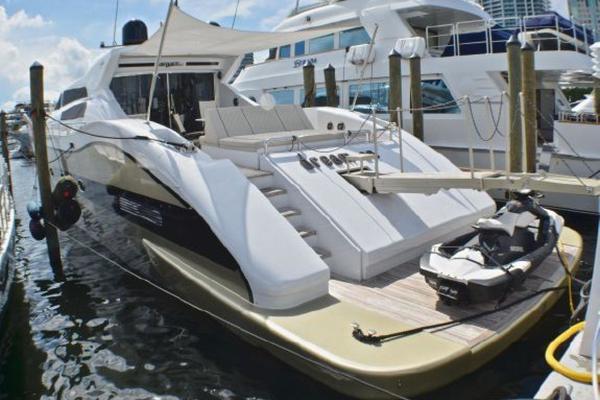 Picture Of: 90' Tecnomar Velvet 90 2007 Yacht For Sale | 4 of 58