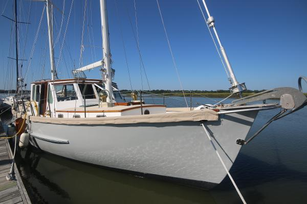 48' Covey Island Boat Works  1997 |