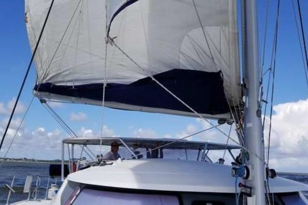 Picture Of: 46' Fountaine Pajot Bahia 46 2005 Yacht For Sale | 4 of 49