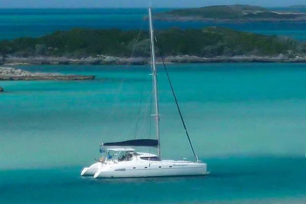 Picture Of: 46' Fountaine Pajot Bahia 46 2005 Yacht For Sale | 3 of 49