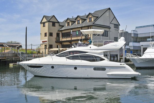 Picture Of: 38' Azimut 40 Fly 2012 Yacht For Sale | 1 of 41