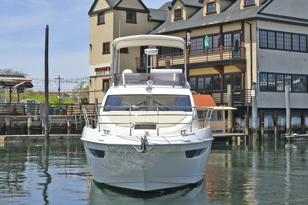 Picture Of: 38' Azimut 40 Fly 2012 Yacht For Sale | 3 of 41