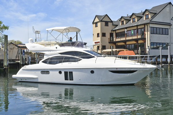 Picture Of: 38' Azimut 40 Fly 2012 Yacht For Sale | 4 of 41