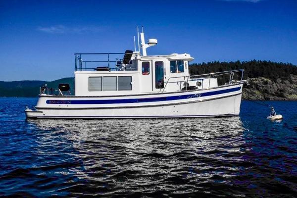 34' Nordic Tugs 34 2013 | Nomad