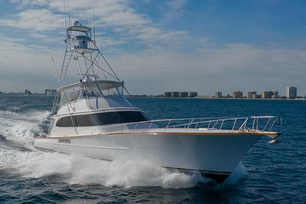 2003 Merritt 80' Sportfish HULLBILLY | Picture 8 of 34