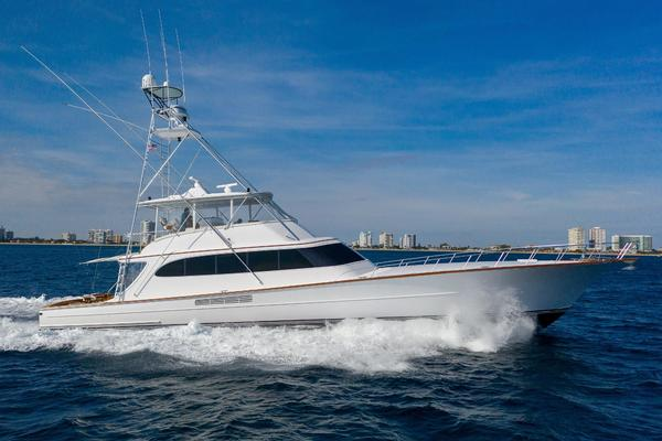 2003 Merritt 80' Sportfish HULLBILLY | Picture 2 of 34