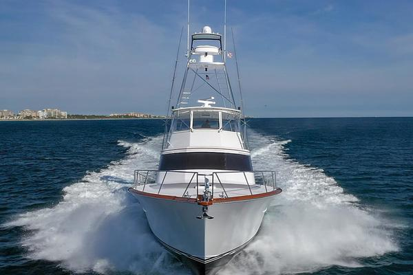 2003 Merritt 80' Sportfish HULLBILLY | Picture 3 of 34