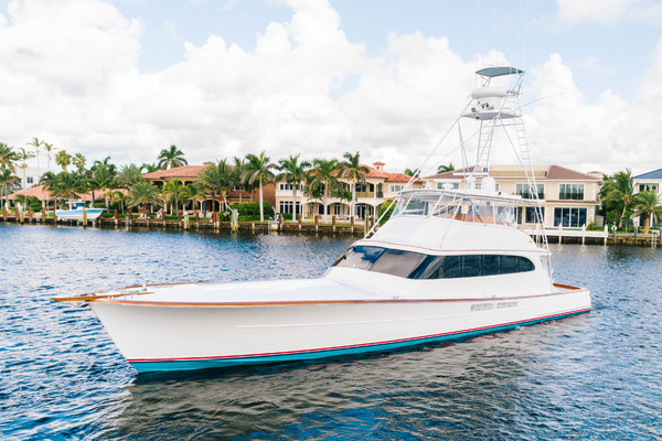 Picture Of: 75' Merritt Sportfish 1996 Yacht For Sale | 4 of 42