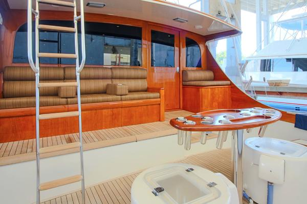 Picture Of: 63' Merritt Sportfish 1990 Yacht For Sale | 4 of 46