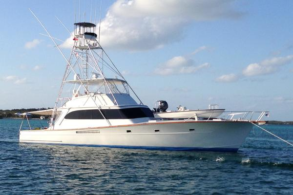 Picture Of: 63' Merritt Sportfish 1990 Yacht For Sale | 2 of 46