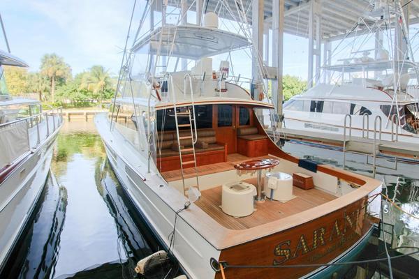 1990 Merritt 63' Sportfish SARANITA  | Picture 1 of 46