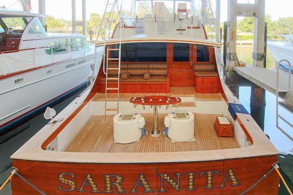 1990 Merritt 63' Sportfish SARANITA  | Picture 7 of 46