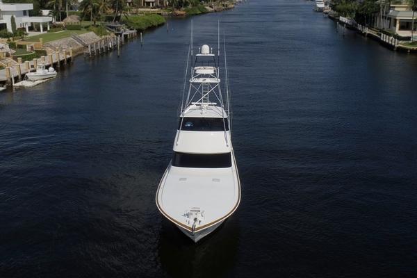 2004 Viking 61' Enclosed Bridge MYSTIQUE | Picture 8 of 42