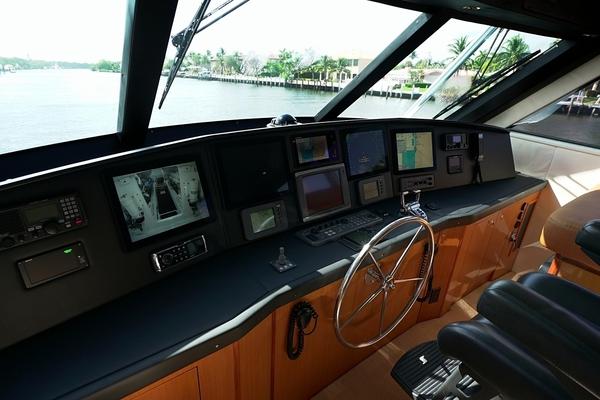 2004 Viking 61' Enclosed Bridge MYSTIQUE | Picture 1 of 42