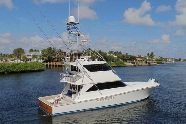 Picture Of: 61' Viking Enclosed Bridge 2004 Yacht For Sale | 1 of 42