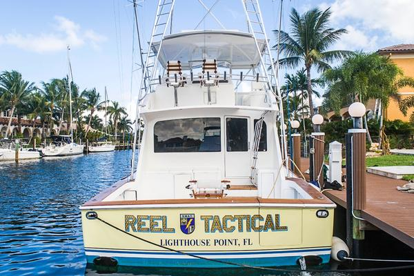 2001 Viking 61' Convertible REEL TACTICAL | Picture 4 of 36