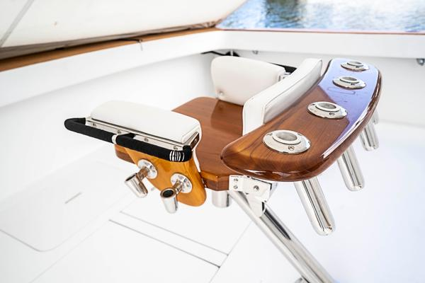 2001 Viking 61' Convertible REEL TACTICAL | Picture 5 of 36