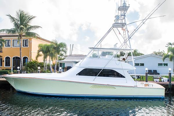 61' Viking Convertible 2001 | Reel Tactical