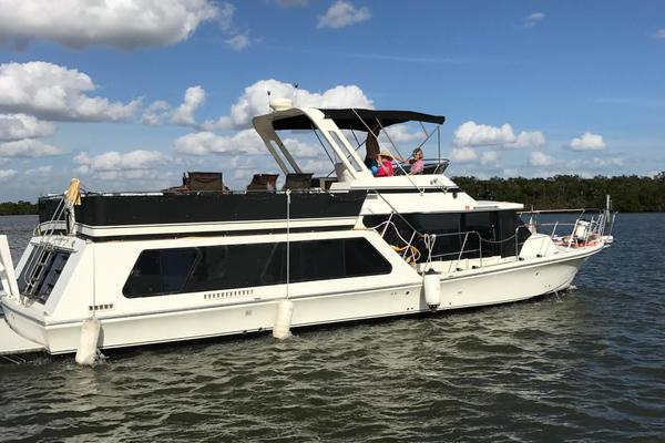 51-ft-Bluewater Yachts-1987-51 Coastal Cruiser- Fort Myers Beach  United States  yacht for sale