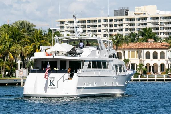 Picture Of: 100' Broward 1992 Yacht For Sale | 3 of 69