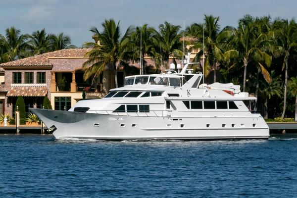 Picture Of: 100' Broward 1992 Yacht For Sale | 1 of 69